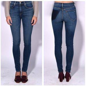 Rag & bone high waist skinny jeans 31